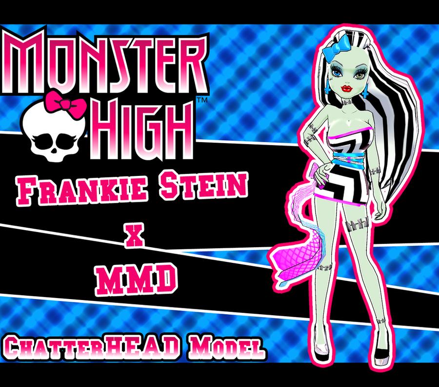 Frankie stein by chatterHEAD