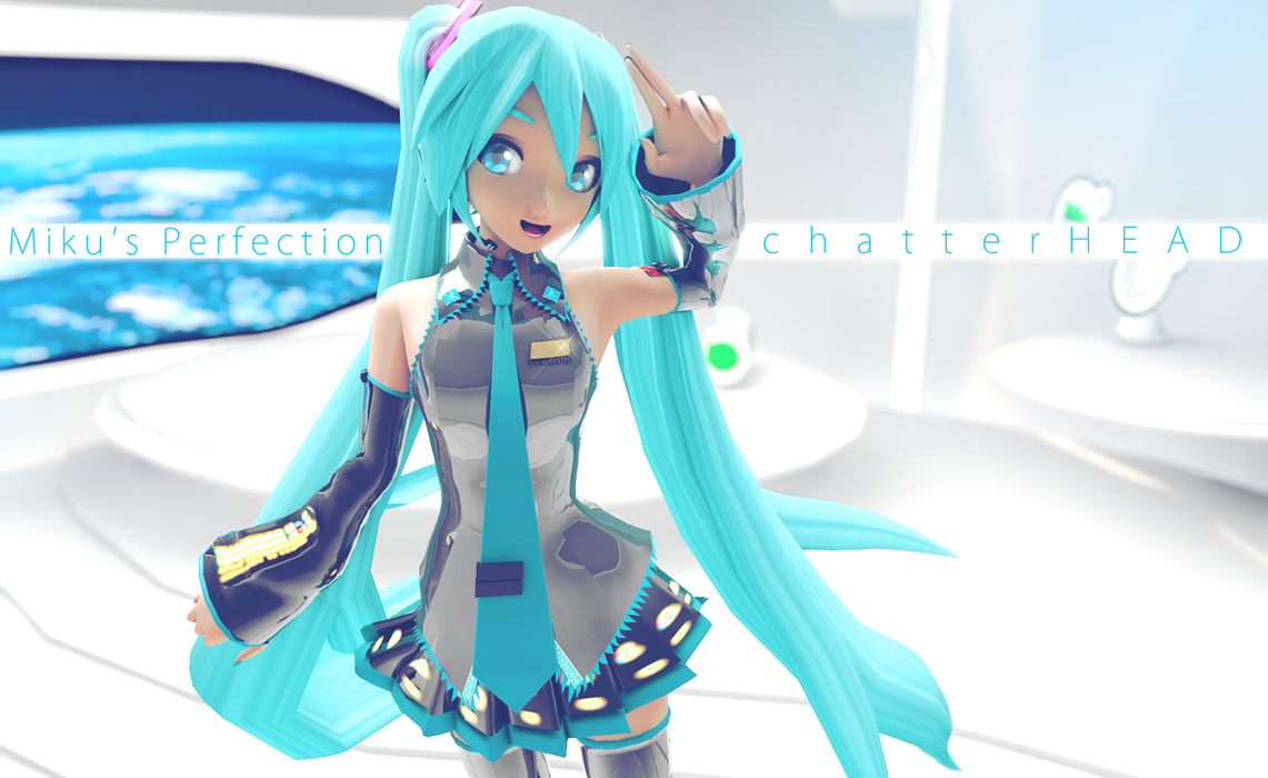 Project Diva Mikus Perfection Complete by chatterHEAD