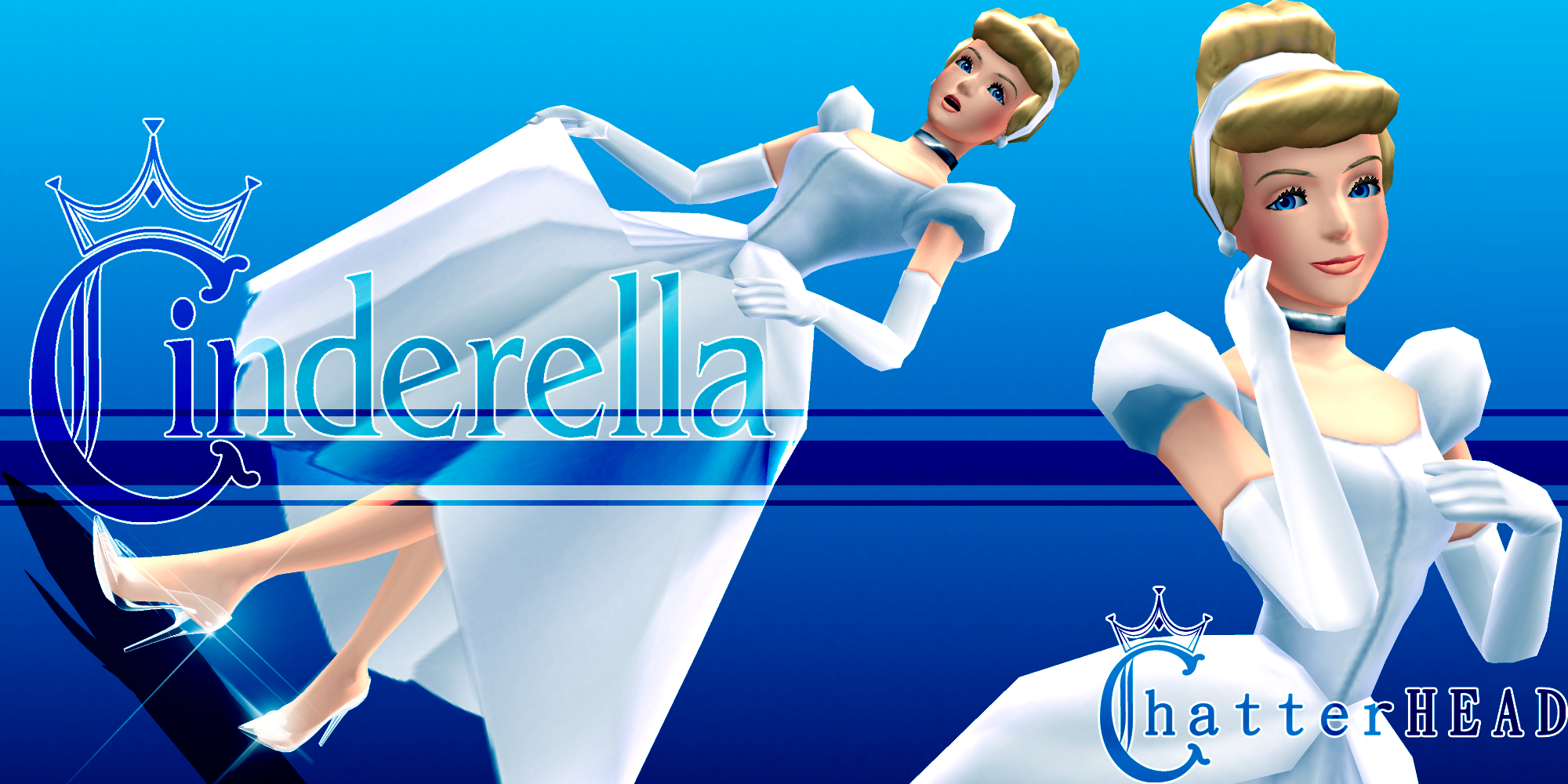 Cinderella by chatterHEAD