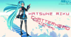 Hatsune Miku second render