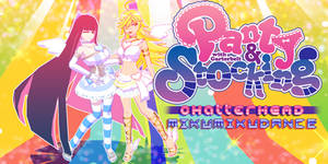 Panty and Stocking MMD