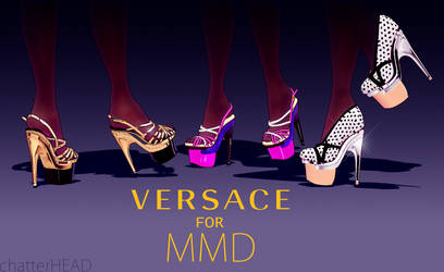 Versace for MMD by chatterHEAD