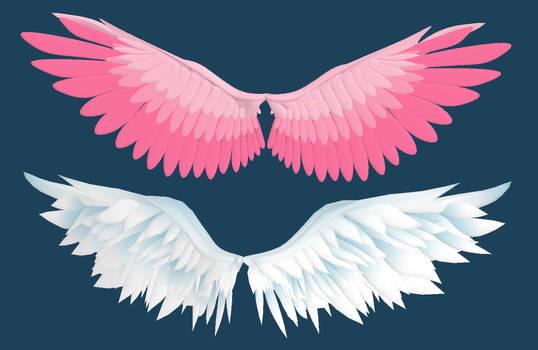 MMD wings