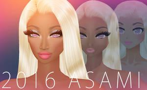 2016 Asami by chatterHEAD