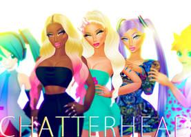 My girls by chatterHEAD
