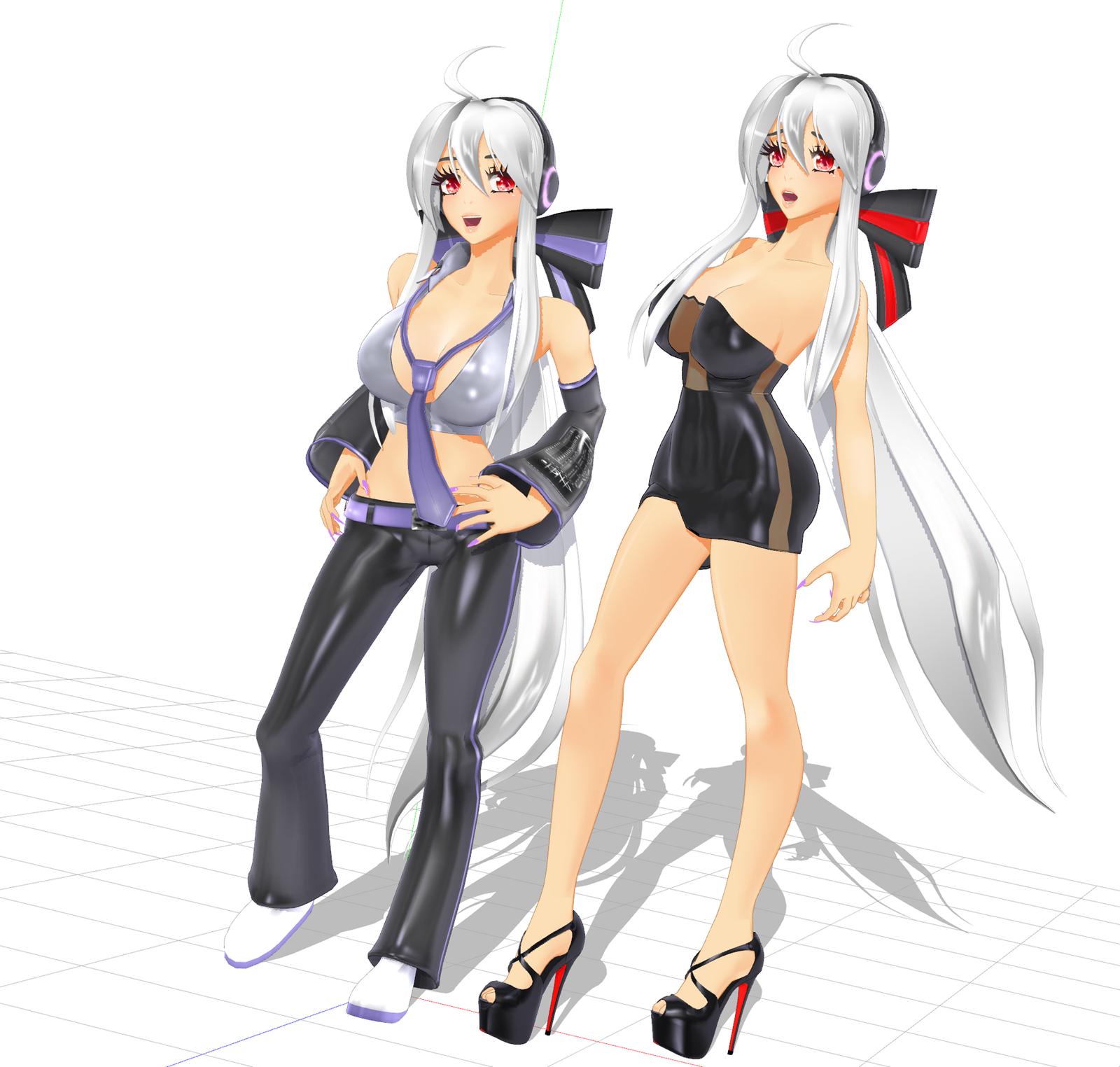 [MMD] Virgin Killers Model DL by Adspancake on DeviantArt