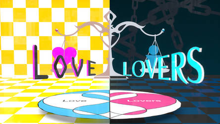 [PDxC4D] Two Faced Lovers Stage DL by LukaKawanone