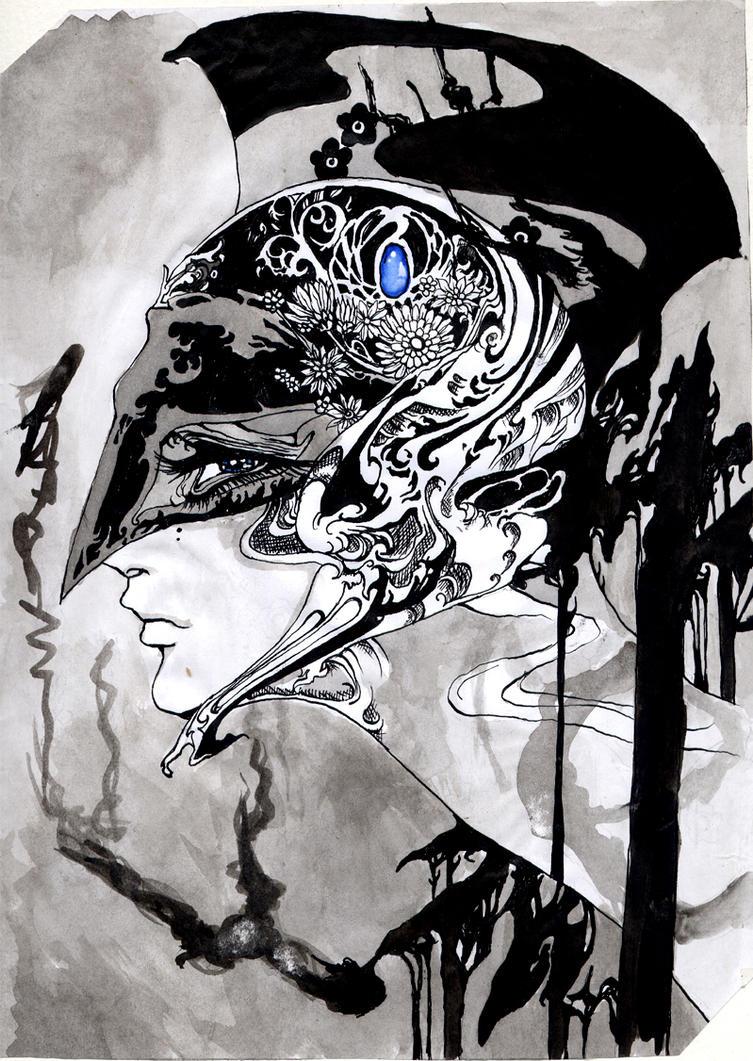 warrior by lenoir-lolita