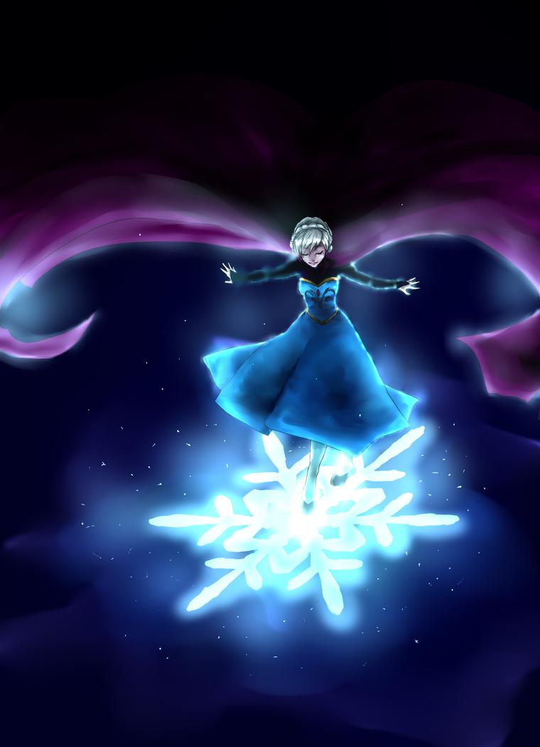 Frozen by RaineEvans