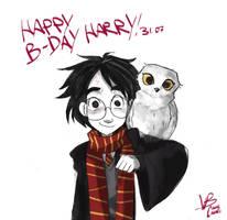 Happy Birthday Harry! by chorchori
