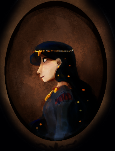 An Ancient Portrait by chorchori