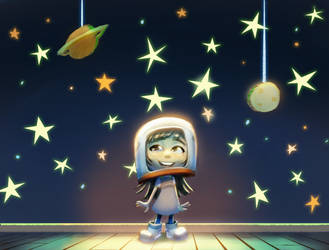 One Small Step by chorchori