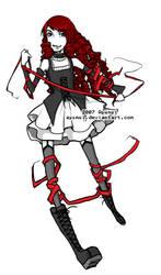 Commission: Styx by Ayumui