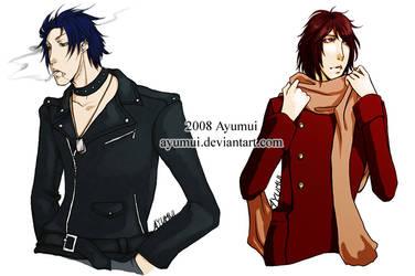 Commissions: Roxbaby by Ayumui