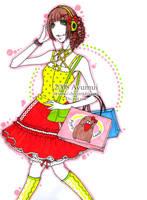 Summer Shopper by Ayumui