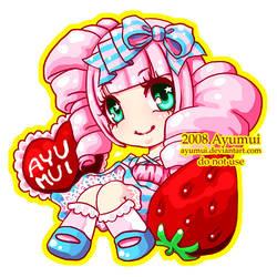 Dessert- chibi version by Ayumui