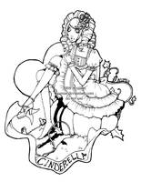 Cinderella: inked by Ayumui