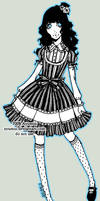 All my Stripes by Ayumui