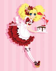 She Calls Herself 'Cookie' by Ayumui