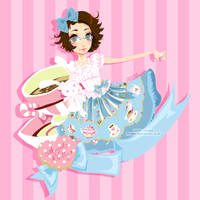 Comm: Wonder Party by Ayumui