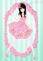 Comm: Rose Toilette by Ayumui