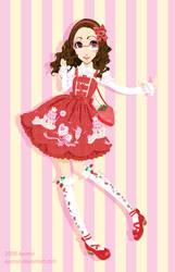 Comm: Pastel ala Mode by Ayumui