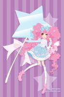 Comm: Blue Sugary Carnival by Ayumui