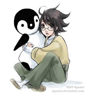 Nozomu: Penguin Cuddler