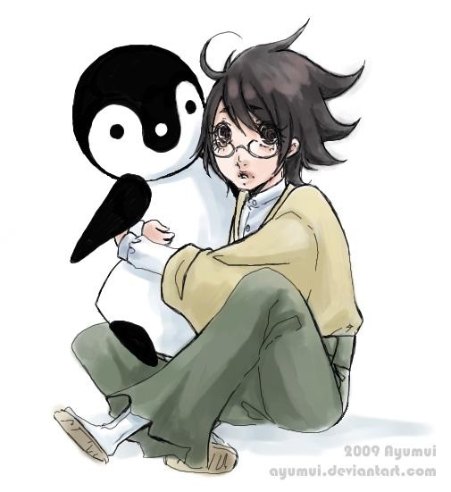 Nozomu: Penguin Cuddler by Ayumui