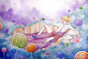 Lethargic Lawrence by Ayumui