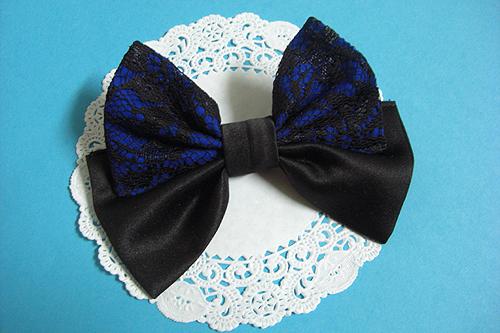 Blue EGL Bow by Ayumui