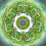 Fractled Thoughts: Flower Mandala