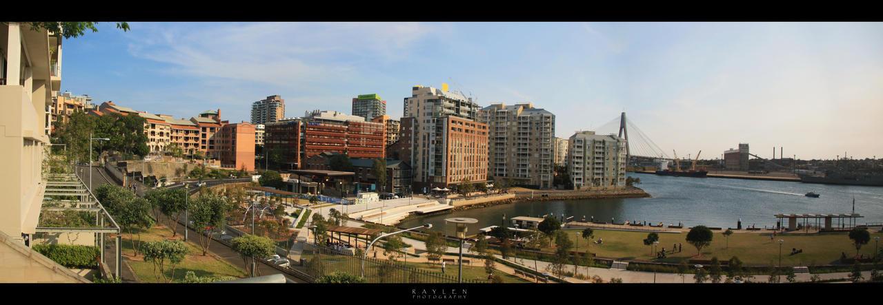 Pyrmont Waterfront