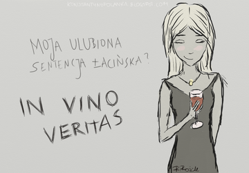 in vino veritas by roksannar
