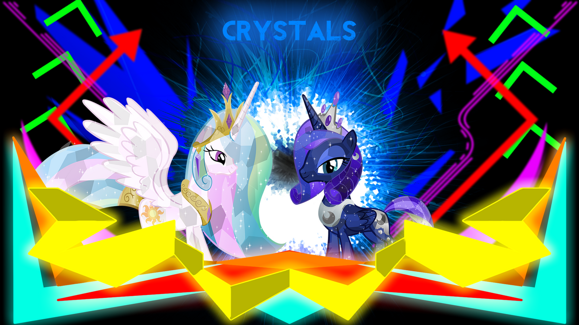 CRYSTALS by proffes