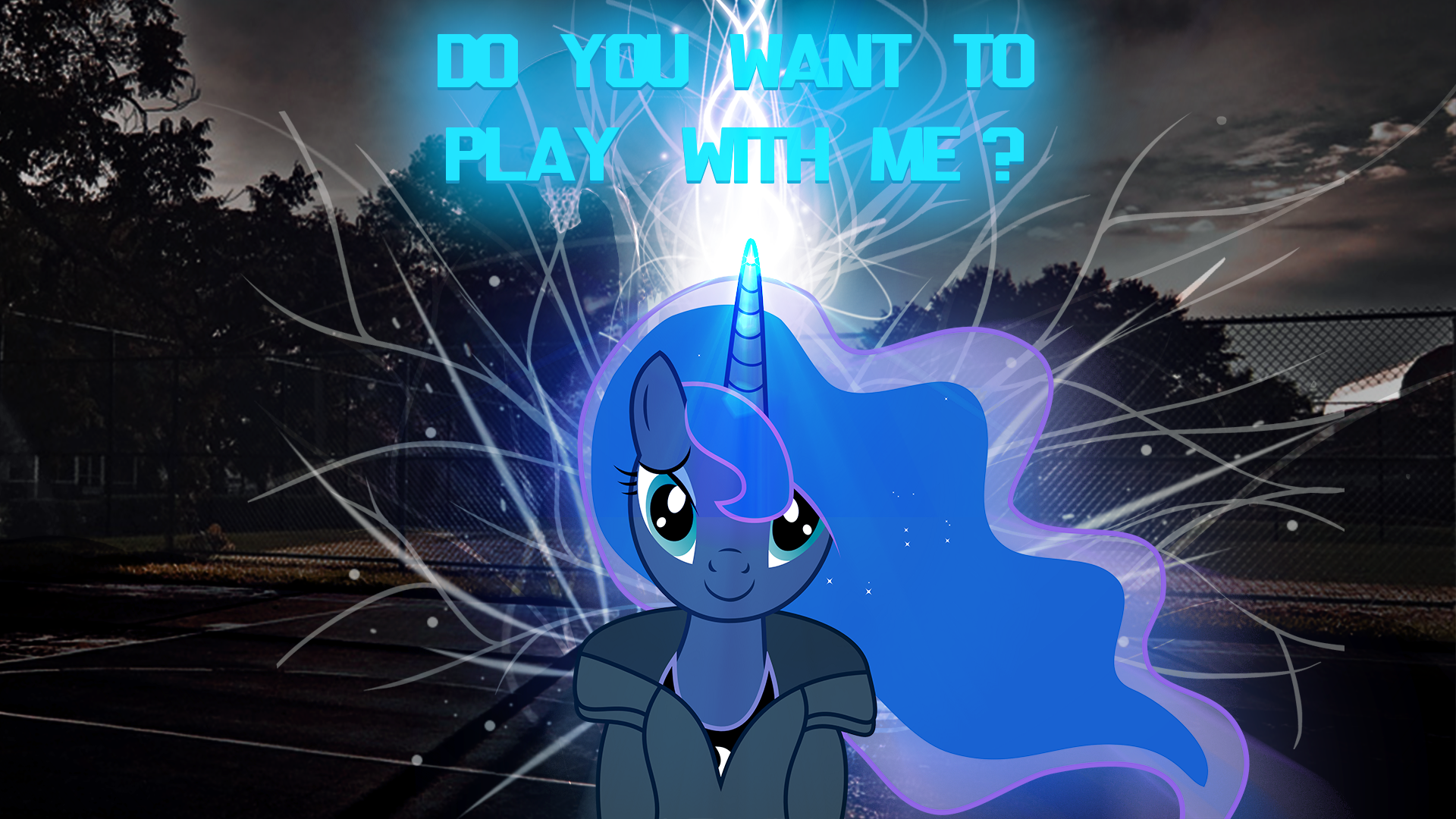 Do you want to play with me? by proffes