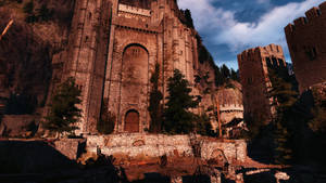 The Wolf's Path: Kaer Morhen.