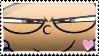 Brianna Buttowski stamp by HeinousFlame