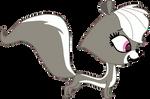 Pepper skunk by HeinousFlame