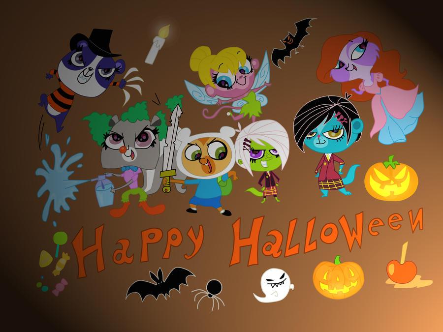 trixie halloween cat piatlecustoms oc littlest pet lps littlest pet halloween costumes