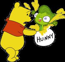 Winnie and Vinnie by HeinousFlame
