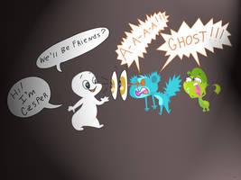 Casper's life by HeinousFlame