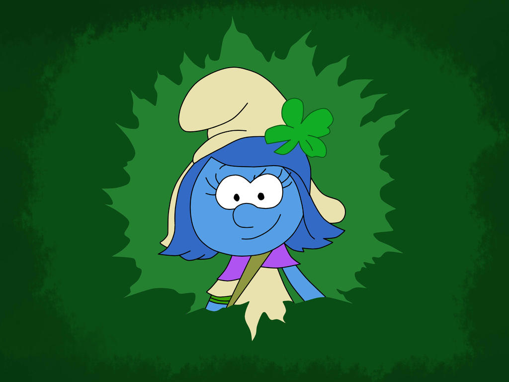 smurf storm by heinousflame on deviantart