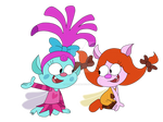 Candy Sprites by HeinousFlame