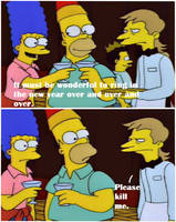 Simpsons quote 11 by HeinousFlame