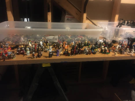 My High Fantasy Lego Minifigure Collection 1