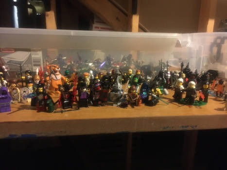 My High Fantasy Lego Minifigure Collection 3