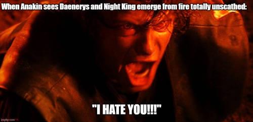 Envious Anakin