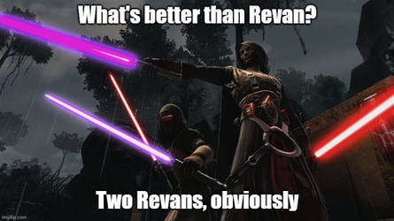 Two Revans are better than one