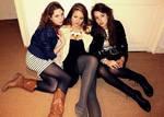It was three girls 4